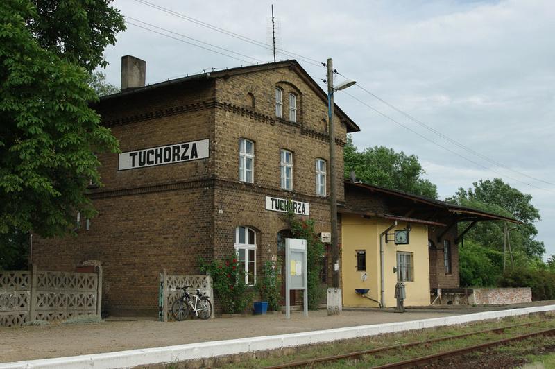 Chemin de fer Polonais HO Tuchor10