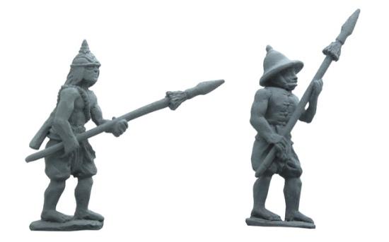 Anciennes armées d' Extrème Orient A_siam10