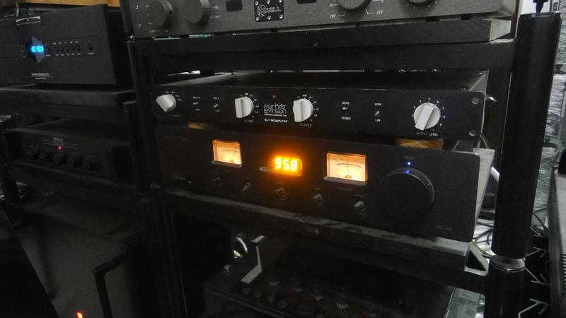 Magnum Dynalab MD 100 FM Tuner Dsc06414