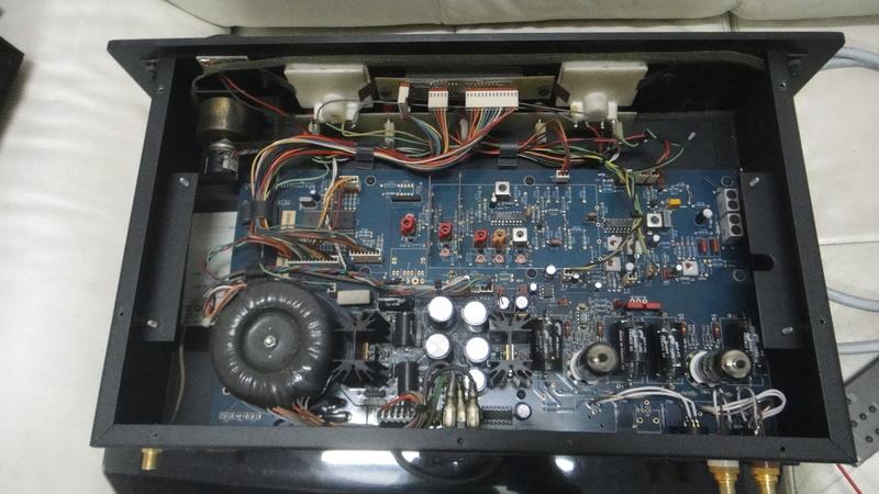 Magnum Dynalab MD 100 FM Tuner Dsc06415