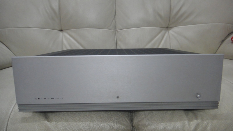sonic frontiers anthem amp-1 power amplifier Dsc06432
