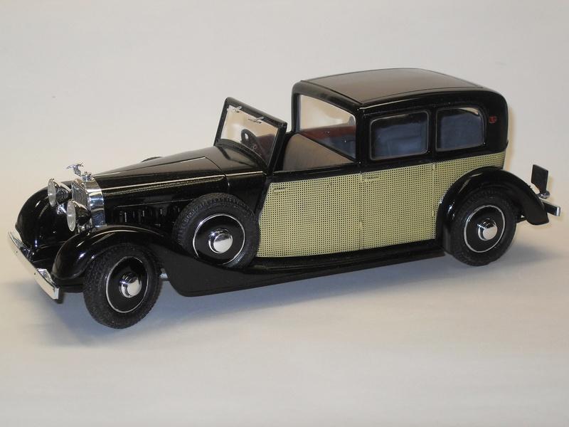 "Hispano-Suiza K6 - 1/24 (Boîte ""noire"") Sdc10911"