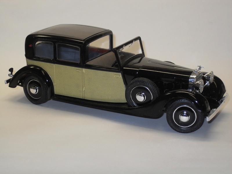 "Hispano-Suiza K6 - 1/24 (Boîte ""noire"") Sdc10913"