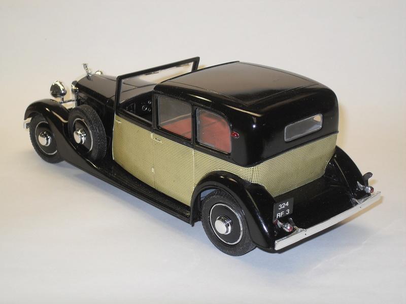 "Hispano-Suiza K6 - 1/24 (Boîte ""noire"") Sdc10914"