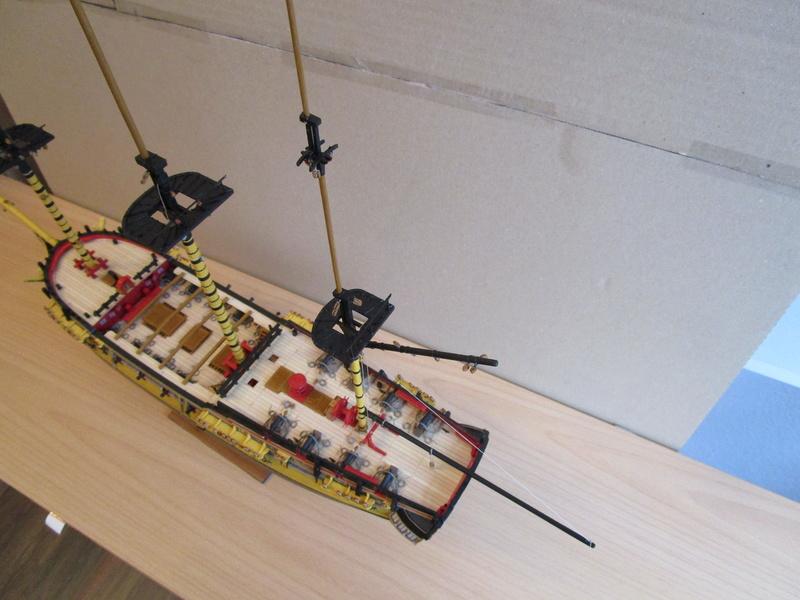 HMS Mercury von Shipyard  gebaut von Lothar - Seite 6 29811