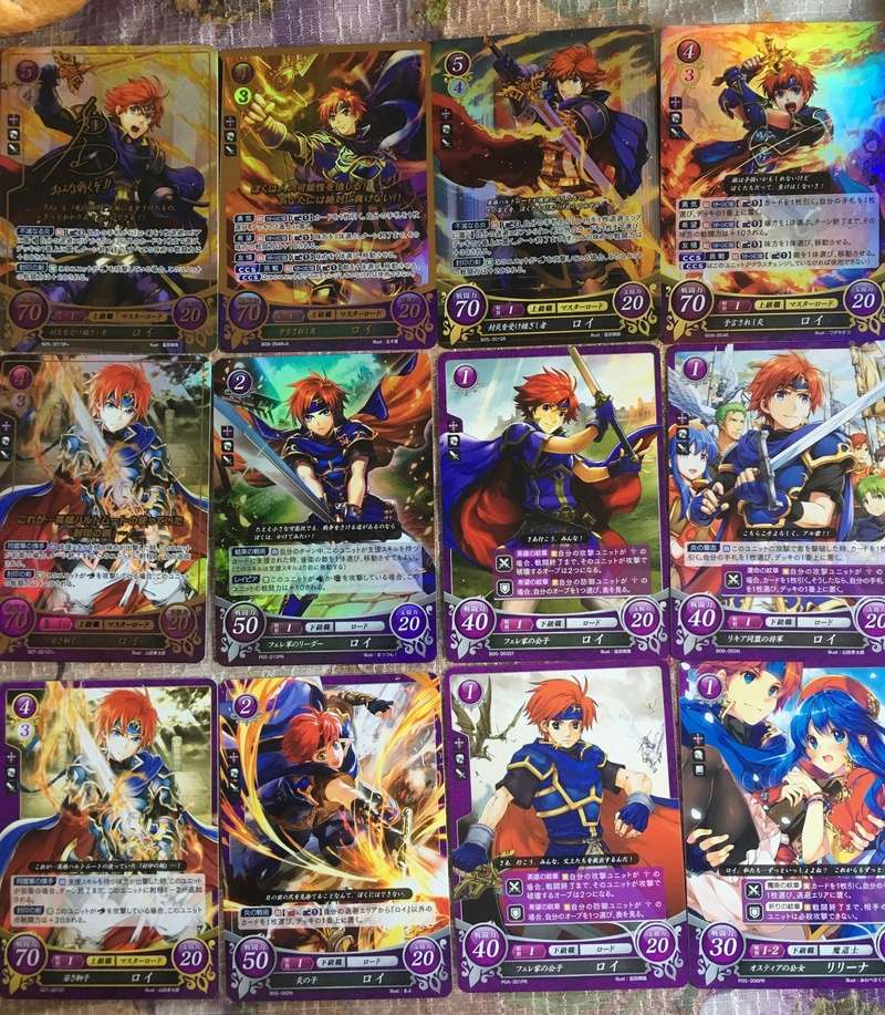 Fire emblem cipher  [Unboxings] B8989c10