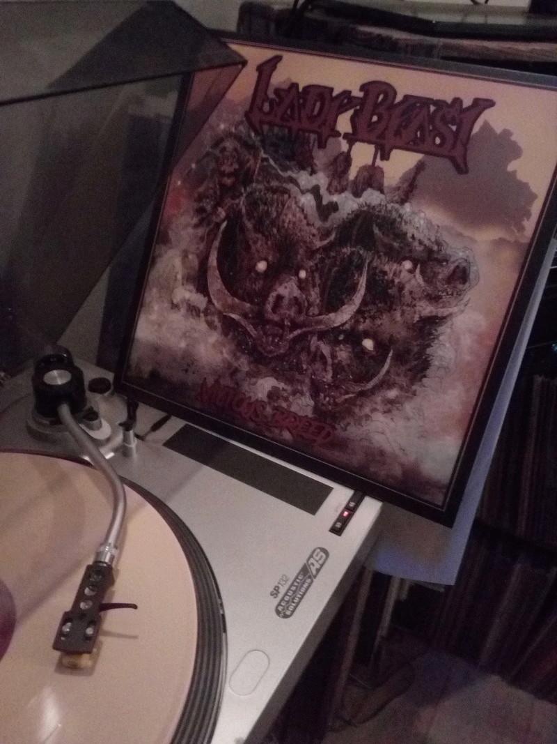 LADY BEAST Vicious Breed (2017) Heavy Metal USA Img_2050