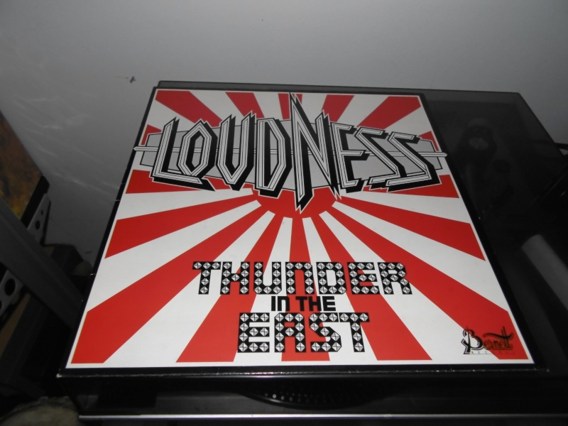 loudness thunder in the east (1985) Loudne12