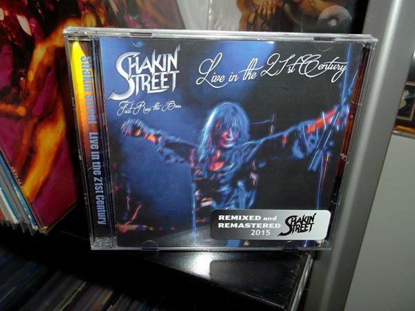 SHAKIN STREET  (1980) Shakin11