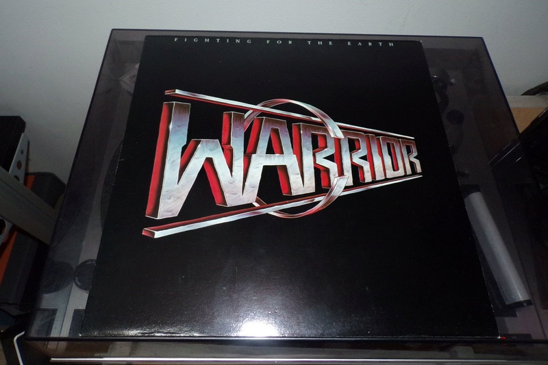 Warrior  Fighting For The Earth 1985 Warrio10