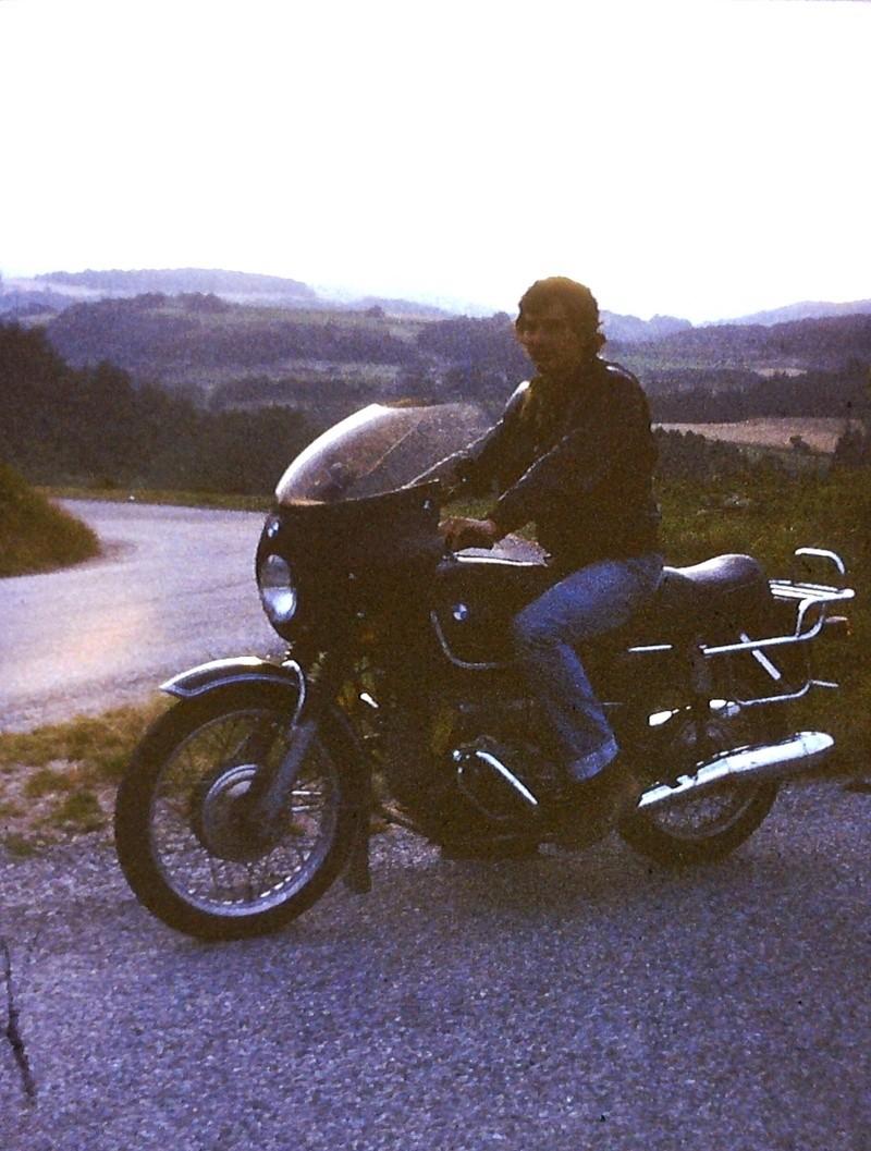 Restauration complète de ma r75/5 197710
