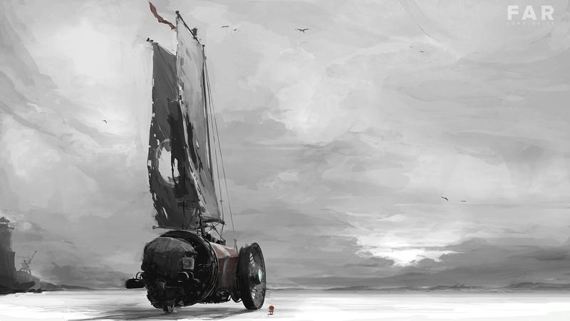 FAR: Lone Sails Wallpa10