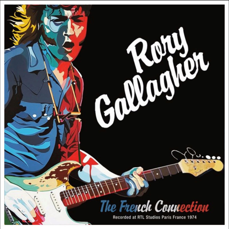 Rory Gallagher - The French Connection (RSD 2018) Captur14