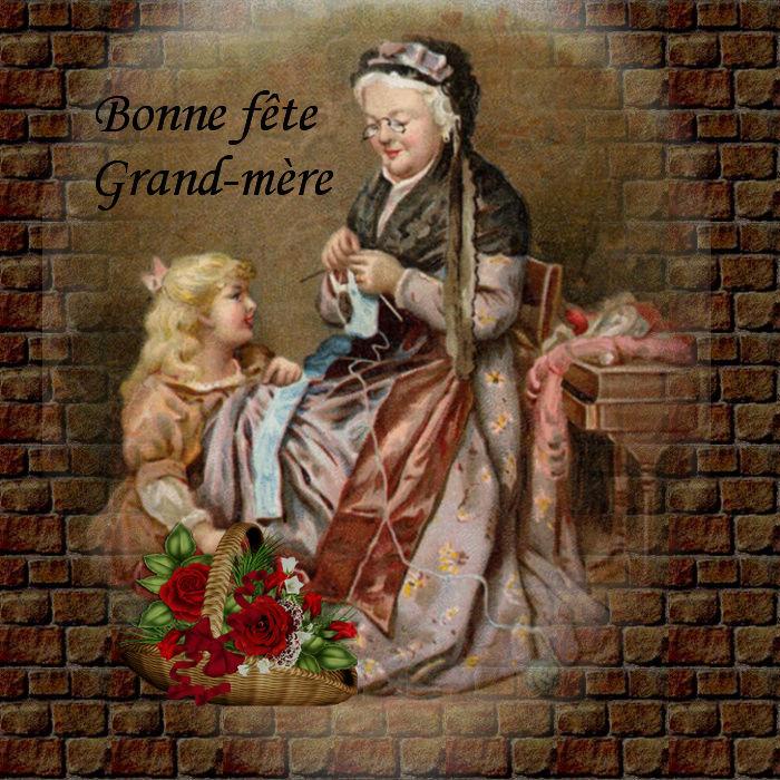 Vote sur le thème Fête des Grands-mères Bonne_13