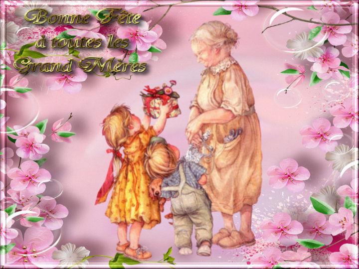 Vote sur le thème Fête des Grands-mères Colett11