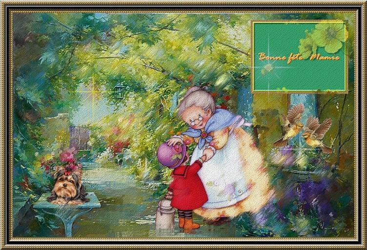 Vote sur le thème Fête des Grands-mères Etoile13