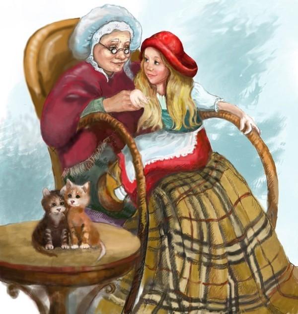 Vote sur le thème Fête des Grands-mères Scarle12