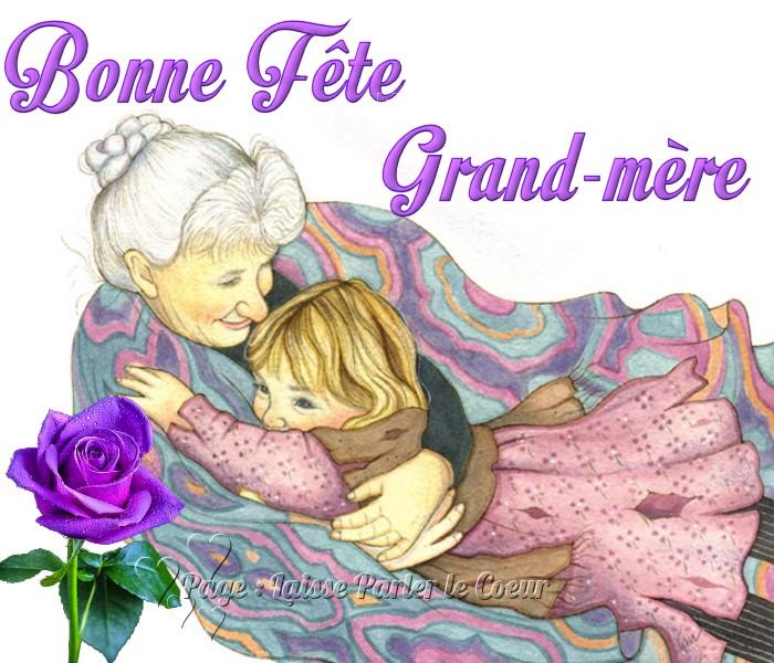 Vote sur le thème Fête des Grands-mères Shayna11