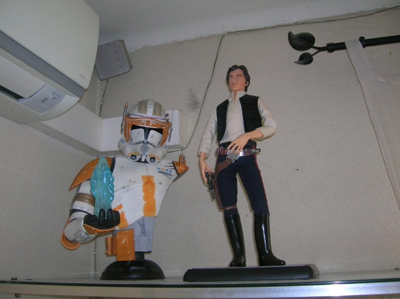 Collection n°117: ma petite collect SW et marvel 229