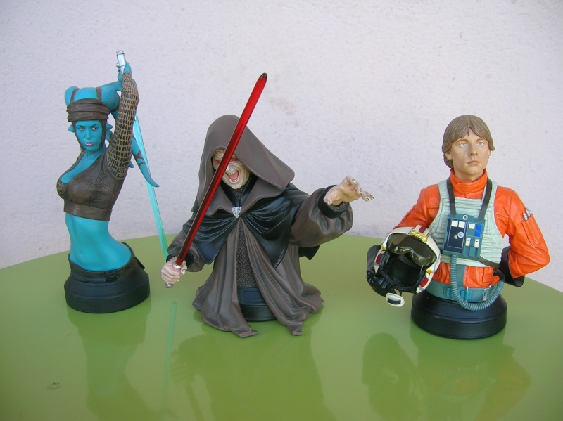 Collection n°117: ma petite collect SW et marvel 329