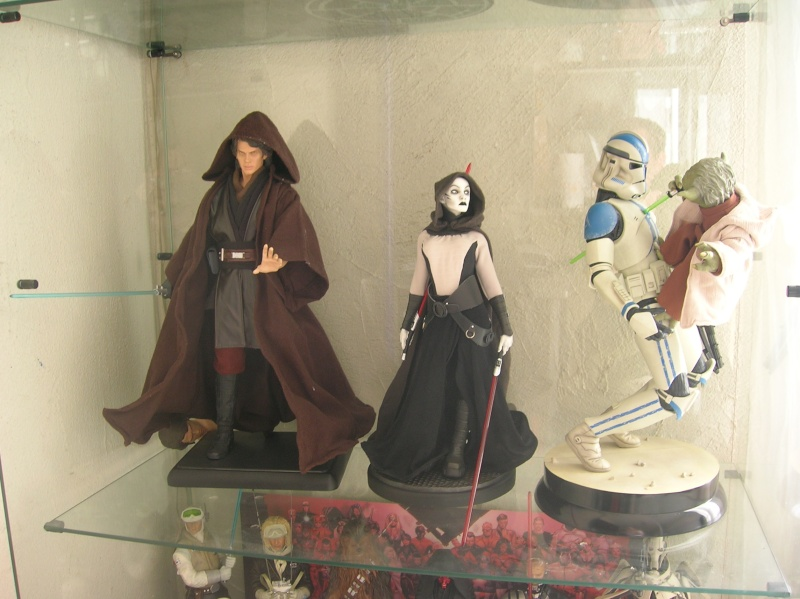 Collection n°117: ma petite collect SW et marvel 426