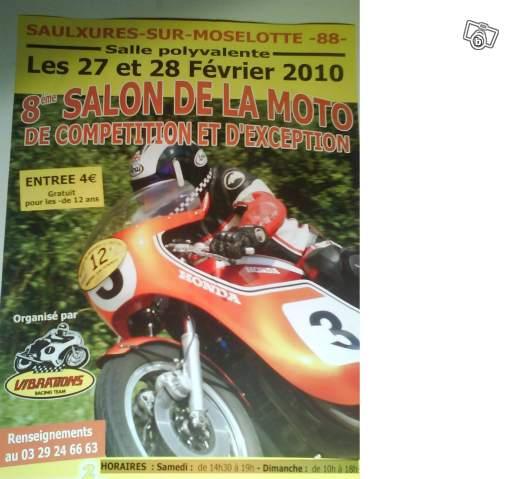 exposition motos dans les vosges 53727210