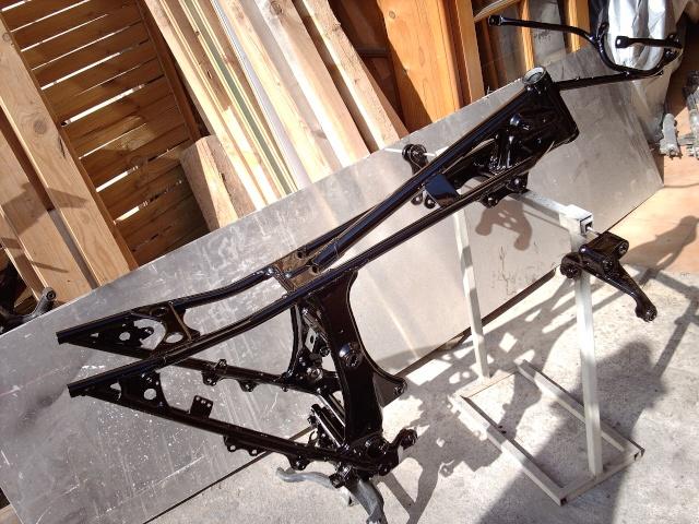 PROJET 500 CX CAFE RACER RACER - Page 2 Imag5542