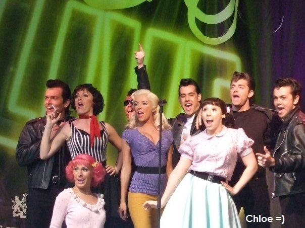 Ray in Grease The Musical N5148810
