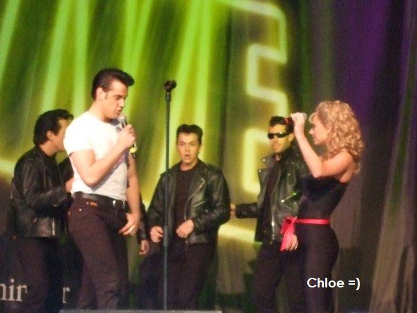 Ray in Grease The Musical N5148811