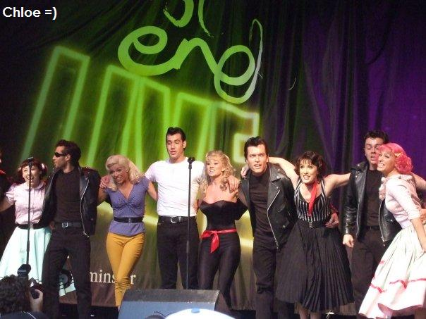 Ray in Grease The Musical N5148812