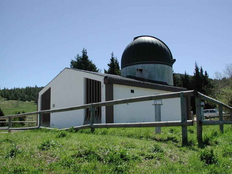Museo civico di Rovereto: Astrociclo, osservatorio Monte Zugna Osserv10