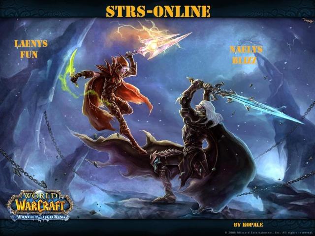 STRS-Online serveur privé WOW