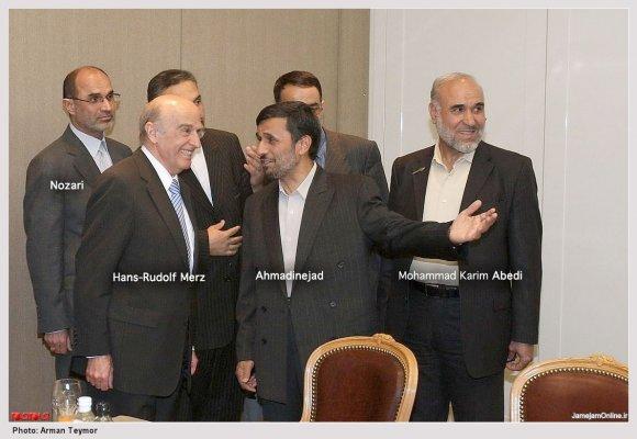 Sortie ratée pour Ahmadinejad??!! Ahmadi10