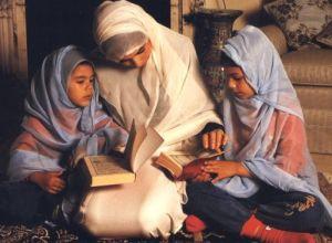 Rubrique: la FEMME en ISLAM Muslim10
