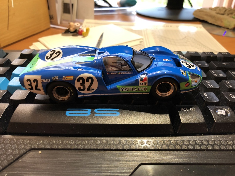 Le Mans '69 - Page 2 Matra11