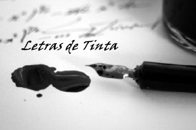 Letras de Tinta.