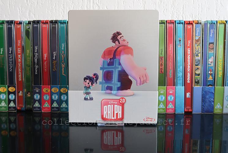 [Débats / BD] Les Blu-ray Disney en Steelbook - Page 12 Ralphi10