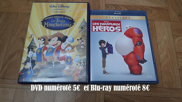 [Recherche - Vente] Le Coin des Blu-ray et DVD Disney !  (TOPIC UNIQUE) - Page 13 Ventes10