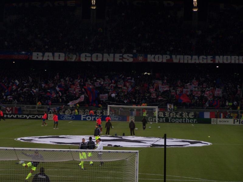 Match : Olympique Lyonnais - F.C. Barcelona 101_0911