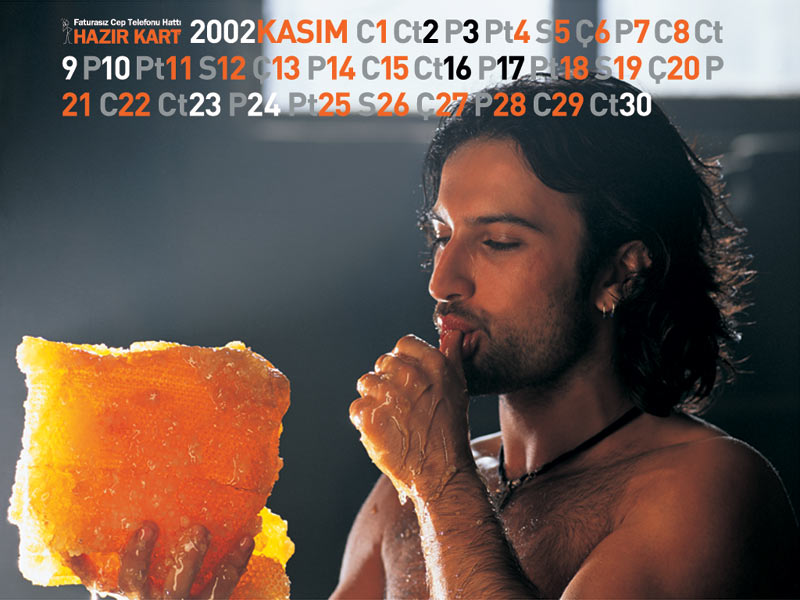 Tarkan and food Hazir_10