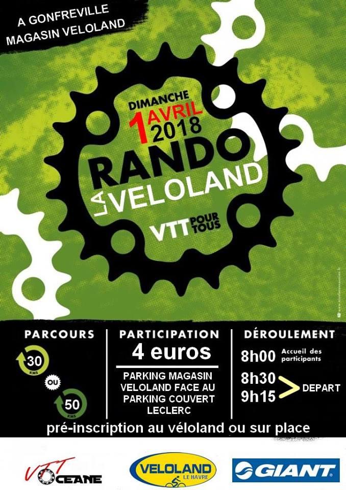 [Dimanche 1 Avril 2018] Rando La Veloland (Gonfreville l'orcher) Affich11