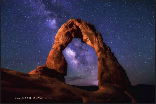 """Portal to the Stars"" by Marsel van Oosten Chaud_10"