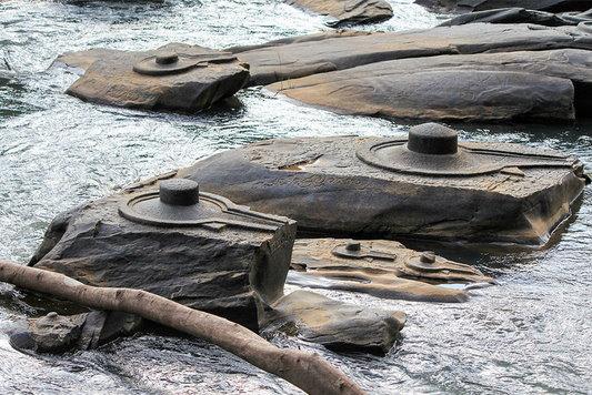 Quand une rivière ancienne sort de son lit, elle nous fait voyager dans le passé… Indian12