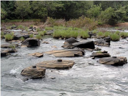 Quand une rivière ancienne sort de son lit, elle nous fait voyager dans le passé… Indian13