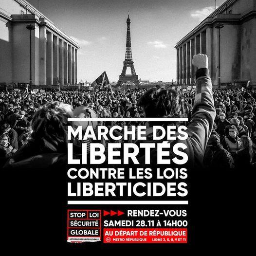 Violences policières ... Marche10