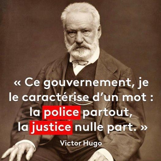 Violences policières ... Vhugo10