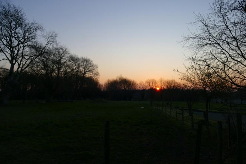 Premier lever de soleil pour un novice P3000411