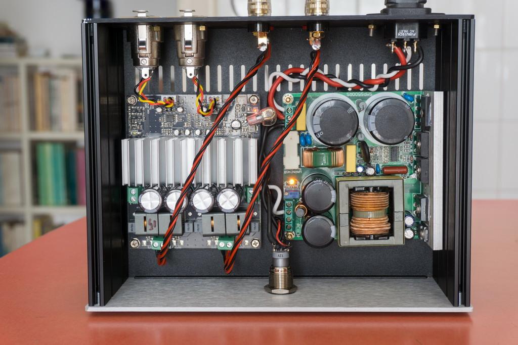 TPA3255 l'innominato Tpa32512