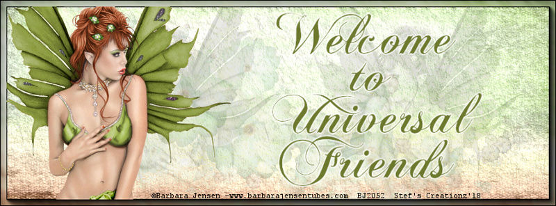 Universal Friends & Freebies