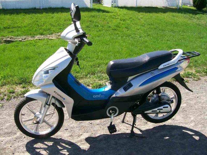 Scooter ECOPED CityGo et Ode (WalMart) 100_7410